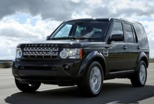 Land Rover Discovery 4 Black Edition
