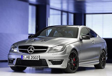 Mercedes Benz C63 Amg Edition 507