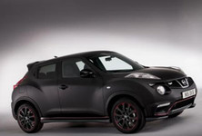 Nissan Juke Dark Knight