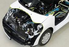 Peugeot Citroen Bosch Hybrid Air