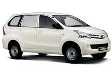 Toyota Avanza Panel Van