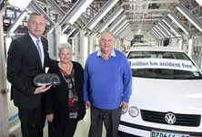 Volkswagen 1 Million Kilometers