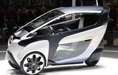 001 Toyota I Road Concept