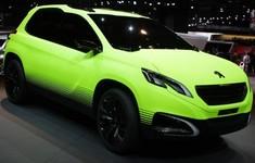 008 Peugeot 2008 Concept