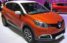 01 2013 Renault Captur Geneva