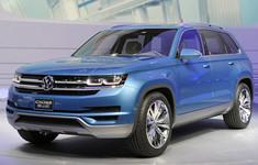 01 Volkswagen Crossblue Concept Detroit