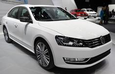 01 Volkswagen Passat Performance Concept Detroit