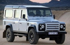 2011 Land Rover Defender Limited
