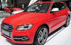 2013 Audi Sq5 Paris Motorshow