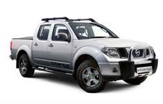 2013 Nissan Navara Titanium Main Pic