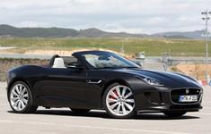 2014 Jaguar F Type Fd