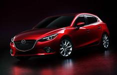 2014 Mazda3 Red Black Article