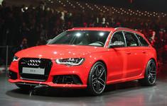 Audi Rs6 Avant Geneva