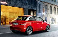Audi A1 Side