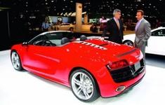 Audi E Tron La Auto Show 2