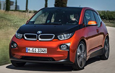 Bmw I3 Launched