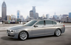 Bmw 5 Series Long Wheelbase Sedan