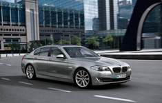 Bmw New 5 Series Sedan 1