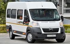 Citroen Minibus Taxi