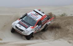 Dakar Day 11