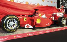 Ferrari F1 In Lego