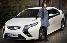 Katie Melua Opel Partnershi