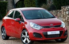 Kia Rio South Africa