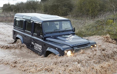 Land Rover Electric 2