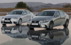 Lexus Is Line