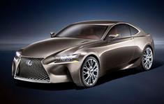 Lexus Lf Cc Concept