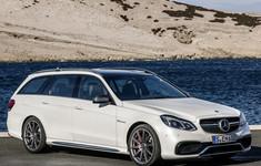 Mercedes Benz Amg E63