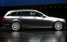 Mercedes Benz C Class Estate