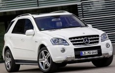 Mercedes Benz Ml 63 Amg