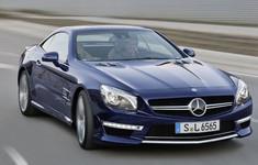 Mercedes Benz Sl 65 Amg Front