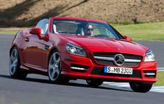 Mercedes Benz Slk Amg Facelift Main