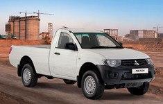Mitsubishi Triton Single Cab 1