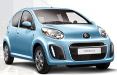 New Citroen C1 South Africa
