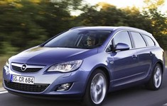 New Opel Astra Sports Tourer