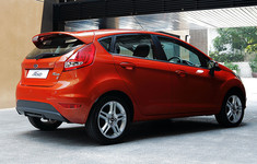 New Ford Fiesta Hatchback