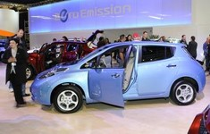 Nissan Leaf South Africa