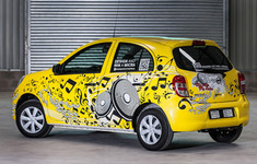 Nissan Micra Winning Car