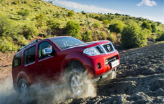 Nissan Pathfinder Review1