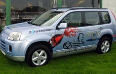 Nissan X Trail Zero Emissions