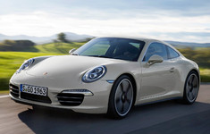 Porche 911 50th Anniversary