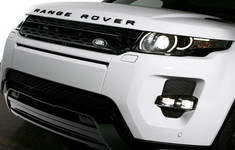 Range Rover Evogue Black Pack