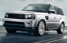 Range Rover Sport Red