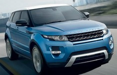 Range Rover Evogue 1