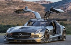 Sls Amg Gt3 45th Anniversary Main