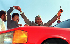 The Car Mercedes Gave Mandela S500 Main Image1