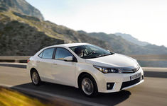 The Next Toyota Corolla  1